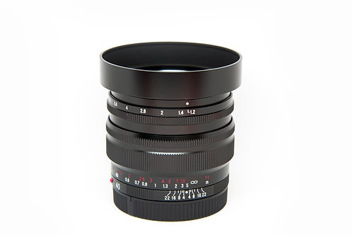 Voigtlander Nokton 40mm F1.2 Aspherical SE(E-mount)