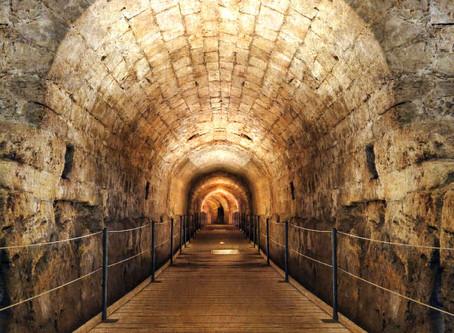 Tunnels Deepen Templar Treasure Mystery