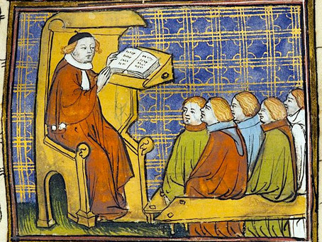 Student Life During the Middle Ages