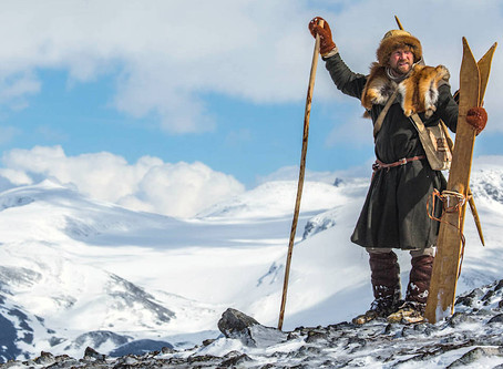 Climate Change Reveals Viking Artifacts