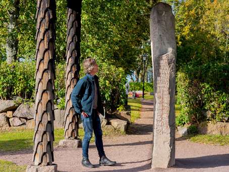 Ragnarök Described in Viking Runestone
