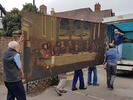 Art Restoration Reveals Mind-Boggling Surprise
