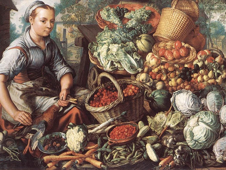 Welcome to The Medieval Peasant Diet