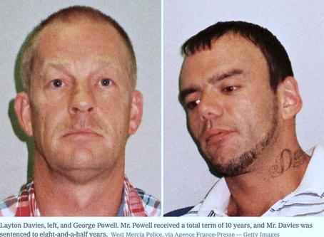 UK Treasure Hunters Sentenced to Prison
