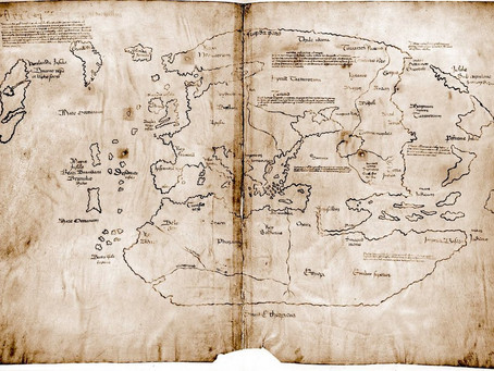Surprising Results on The Medieval Vinland Map