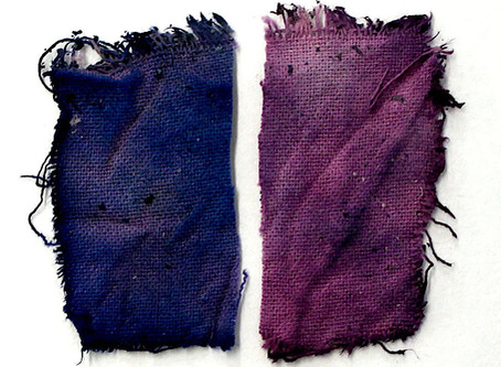 Lost Recipe for Medieval Blue Ink Found