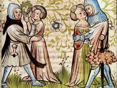 Medieval Bawdy Poem Resurfaces