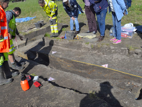 Excavations Reveal info about Viking Life