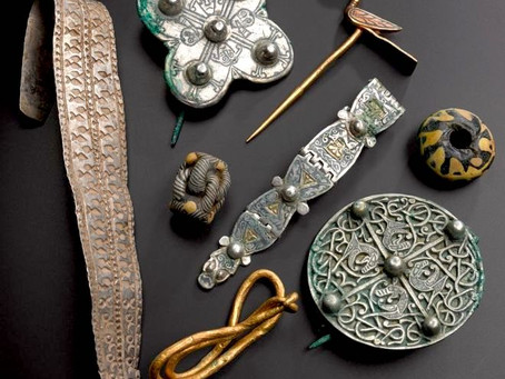 Church Sues Treasure Hunter over Viking Hoard $$