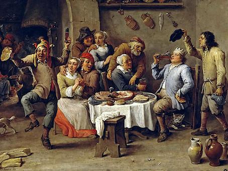 Merrymaking & Revelry: The Lavish History of Yuletide