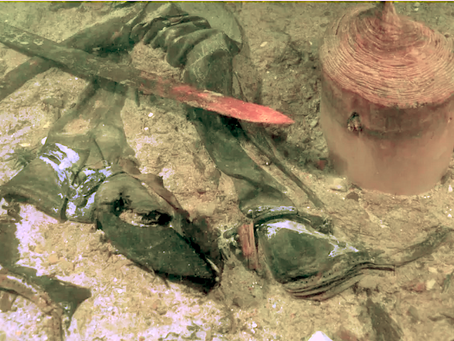Medieval Soldier's Remains Found in Lake