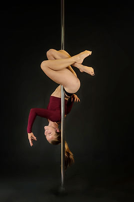 Pole intro paaldans beginner Gent