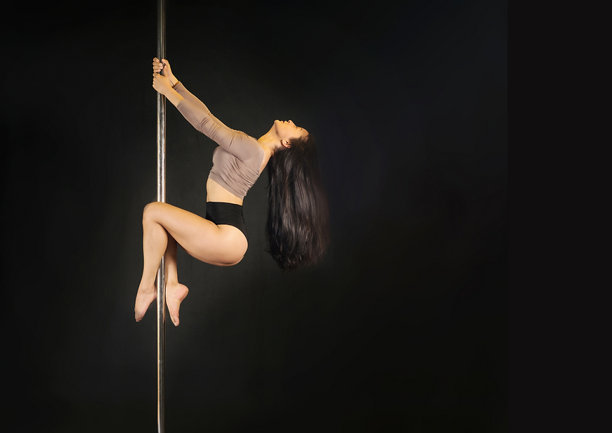 Paaldans Gent Aixa Gabriela Briceno Workshop Pole Arena