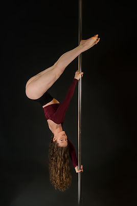 Pole technique 3 4 intermediate paaldans Gent