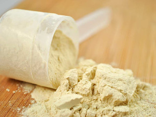 Choosing a top quality whey protein powder