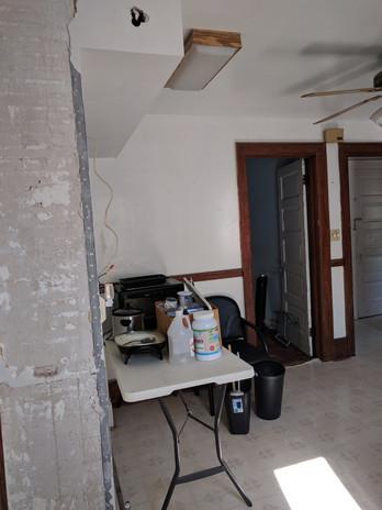 Mood Studio Modern Farmhouse milwaukee wi renovation house flipper contractor kitchen