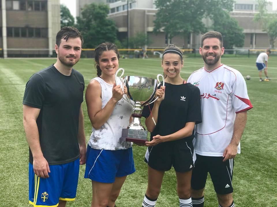 MKE City Soccer 3v3 Tournament 2017
