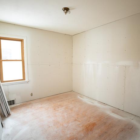 BEFORE: Bedroom one