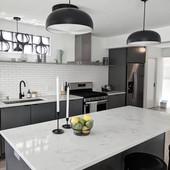 AFTER: Living kitchen