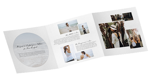 LUNA Athleisure Brochure - Inside