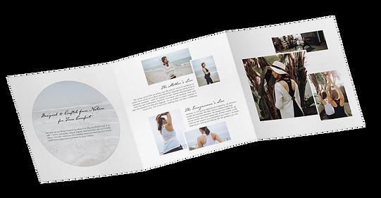 LUNA Athleisure Brochure - Inside