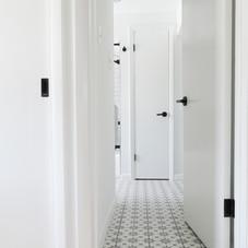 AFTER: Second floor full bathroom