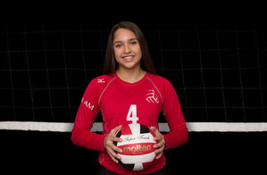 2018 I AM Volleyball Player Picture