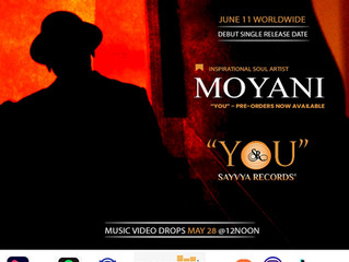 This is for You:  the powerful music of Moyani