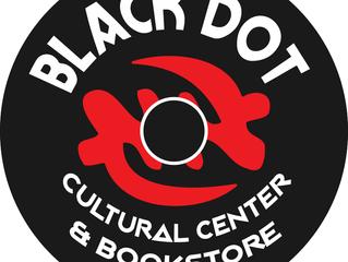 The center:  Black Dot Cultural Center