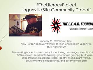 #TheLiteracyProject pushes forward