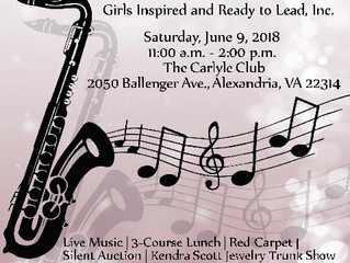 Empowering girls for greatness:  the jazz fundraiser hosted by GIRL