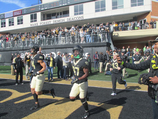 A day with the Deacs