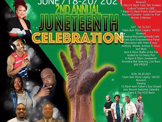 Juneteenth and beyond:  this is Wynn Legacy