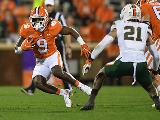 The Tigers tame and topple the Hurricanes (42-17)