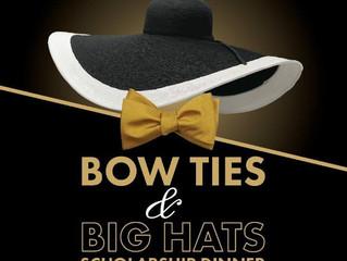 Bow-ties.  Big hats.  Bigger purpose.