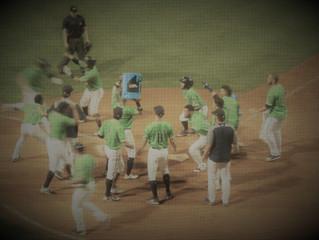 Nothing minor:  first stop, Gwinnett (AAA baseball)