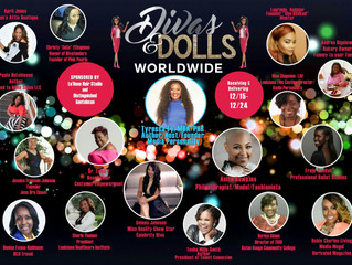 Divas.  Dolls.  Making a difference