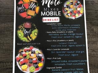 More Molo:  Molo Mixes celebrates their first year as Atlanta's Premier Mobile Bar