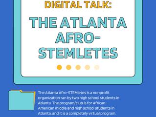 Stem going virtual via the Atlanta Afro-Stemlets