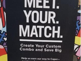 A constructive and supportive move:  Caper via Paul Mitchell