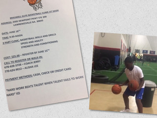 The elite made accessible:  Braswell Elite Basketball Camp