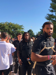Be a fan:  Wake Forest's season opening win against Utah State