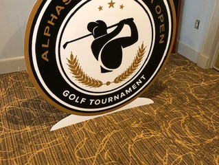 The Winner's Circle too:  the Alphas of Atlanta inaugural #AlphasOfAtlantaOpen (golf tournament)