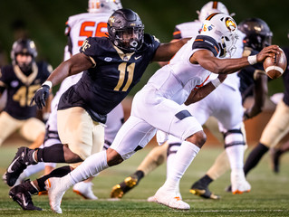 Back to their winning ways:  Wake Forest capitalizes against Campbell with a 66-14 win