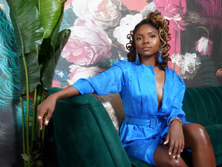A natural; the empowering work of OlanikeeOsi