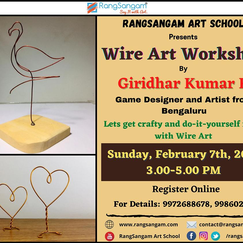 Wire Art Workshop