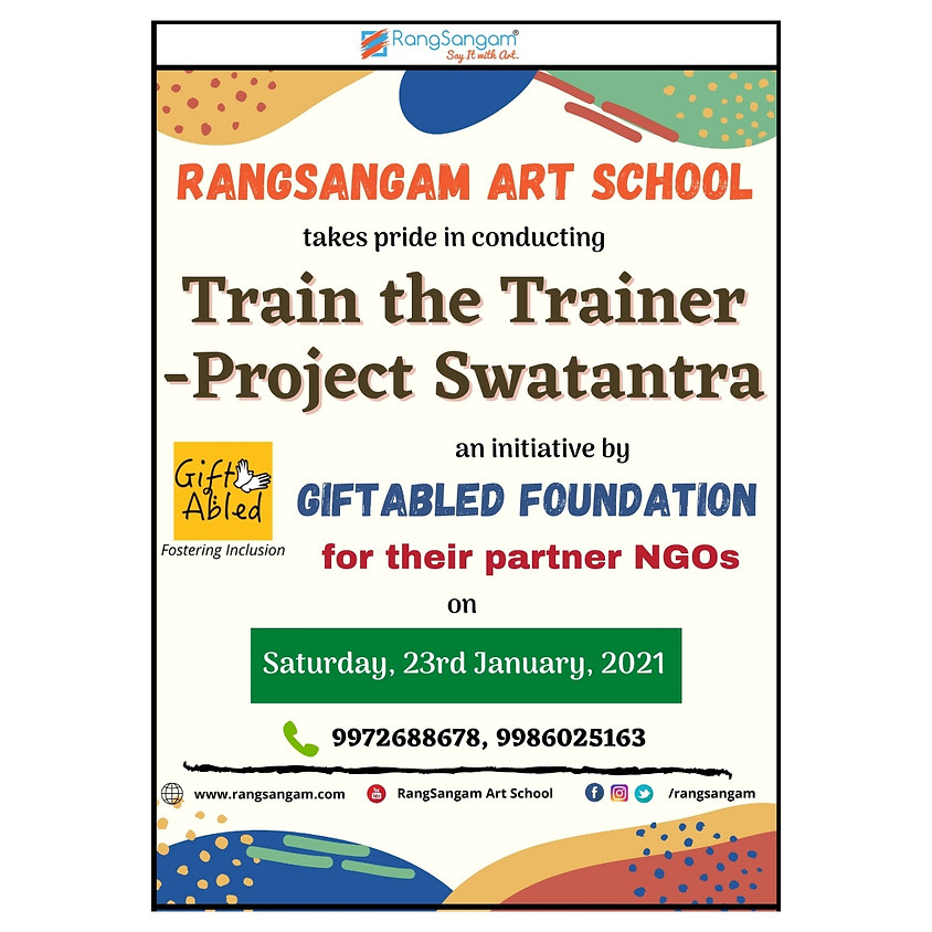 Train the Trainer-Project Swatantra