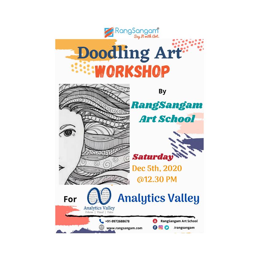 Doodling Art Workshop