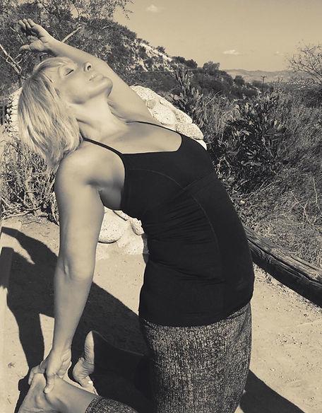 yoga2LA Lisa Eurich yoga direct to you