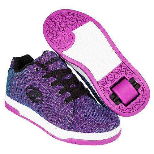 Heelys Split - Purple Aqua